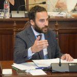 """Dani Pérez: """"Estos son unos presupuestos tardíos, electoralistas, que no dan respuesta a los grandes proyectos de la Málaga inacabada, que mantienen el expolio de las plusvalías"""""""