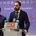 El PSOE pide al gobierno central que asuma sus competencias y sustituya el puente de la Azucarera incluyéndolo en los Presupuestos Generales de 2018