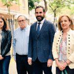 El PSOE denuncia que Carretera de Cádiz recibirá un 22% menos en inversiones de los Presupuestos Municipales