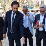 """El PSOE exige responsabilidades políticas por el despilfarro de 4,5 millones en la """"chapuza"""" de la reforma de la Plaza de la Merced"""