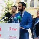 El PSOE convoca un Pleno Extraordinario en Málaga para debatir el Estado de la Ciudad tras cuatro años sin que el alcalde De la Torre lo convoque