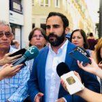 """Daniel Pérez propone relanzar la Feria del Centro """"como referente internacional"""""""