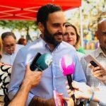 Daniel Pérez inicia un 'puerta a puerta' para recoger las principales inquietudes ciudadanas