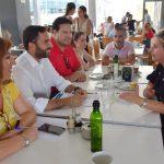 El PSOE respalda a los trabajadores de OPPLUS frente a la precarización de sus empleos y se hará eco de sus reivindicaciones